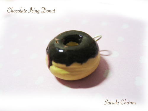 Plain Chocolate Donut :)