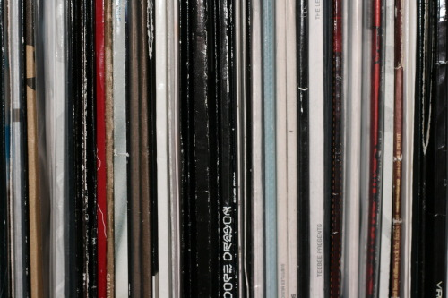 My dad's old vinyl-collection…