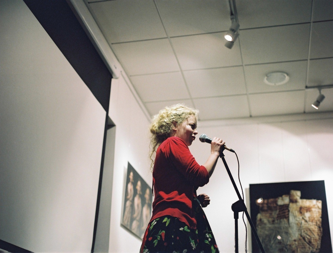 Rachel Rose Reid, Poetry Loves Company, Jan 2012.