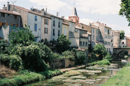 villesdeurope:  St. Chinian, France