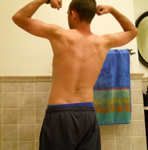 heaviest I've been in several years, 143lbs. diet, diligence, determination.