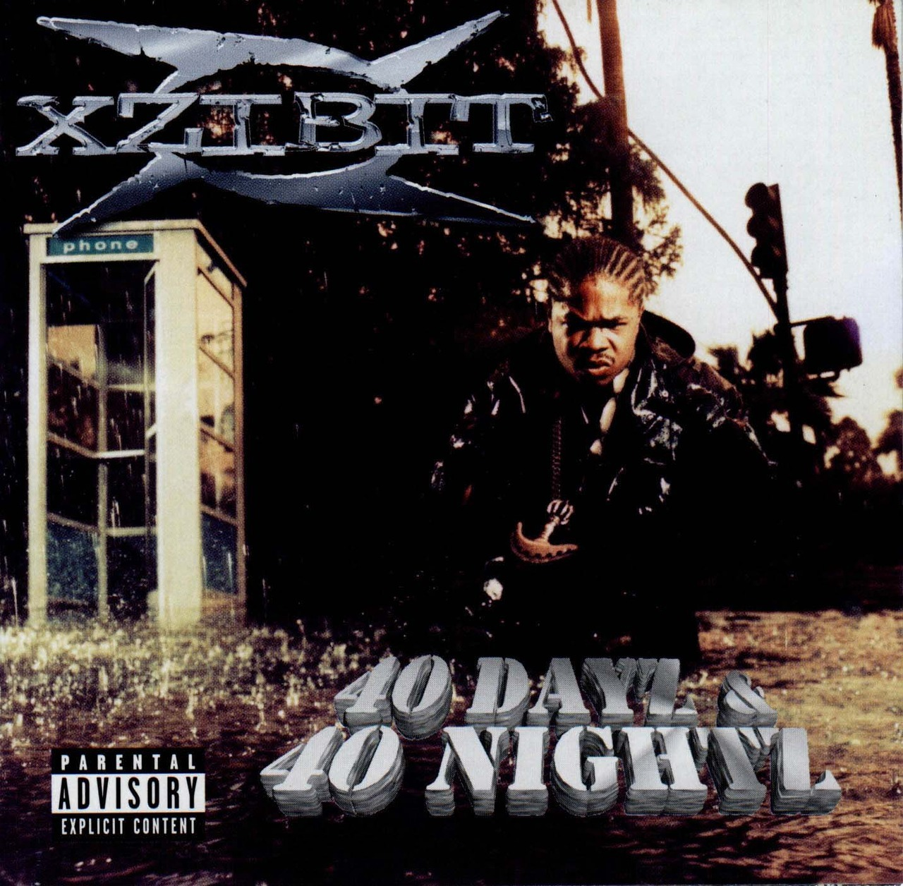 BACK IN THE DAY |8/25/98| Xzibit released his second album, 40 Dayz & 40 Nightz,  on RCA Records.