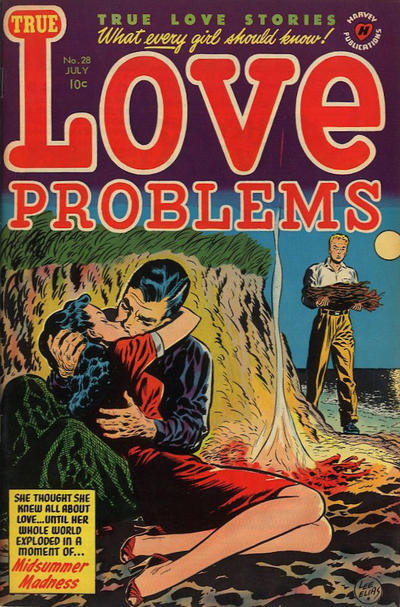 romancecomics:   Love Problems and Advice Illustrated  #28
