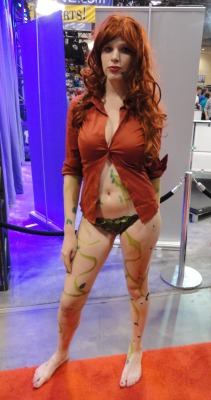 Poison Ivy, Fan Expo 2012