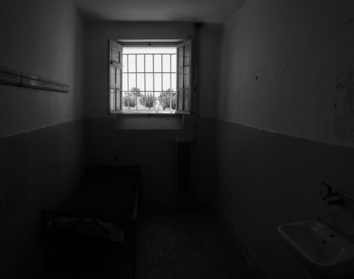 Prison cell, agricultural prison of Chania