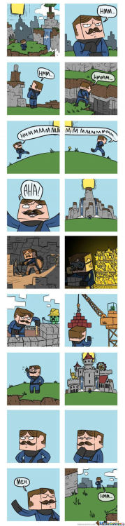 Everytime I Play Minecraft