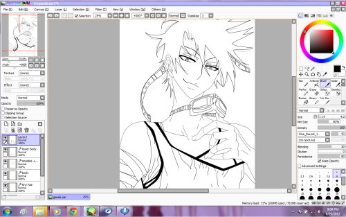 ~WIP After two months I drew again. Haha I really don't have the time to draw since I am full of school shits. I am not motivated to draw since I am thinking of that stupid ABAP subject but now the reporting was done. I am inspired to draw, watch anime and read manga. I need to return to my old self who is an anime and manga addict! Since vacation will be next week I will go back to my old routine XD
