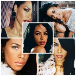 ostonpowers:  #RIPeace&#Love ✌😇 Aaliyah Jan 16.1979 - Aug 25.2001 It wasn't your fault! 😔 (Taken with Instagram)