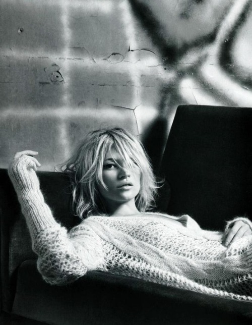 michaelrecycles:  12th-design:/kate moss  Kate