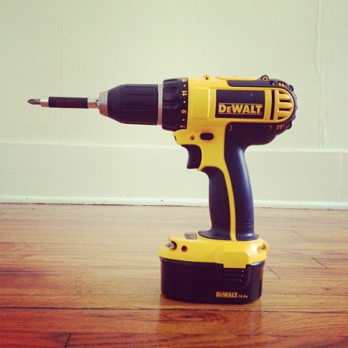 Saturday is for drilling (Taken with Instagram)