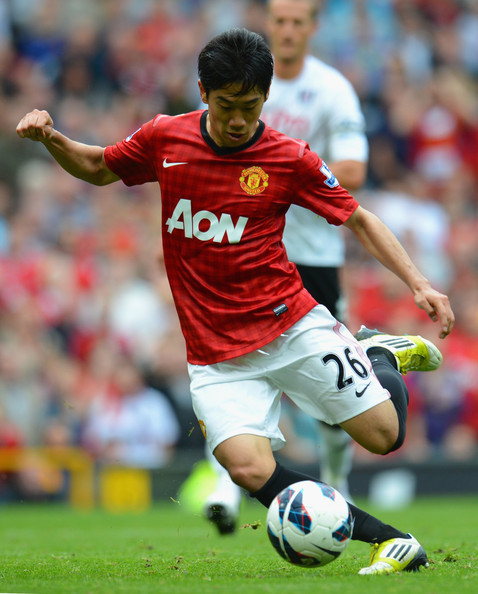 Kagawa in action. Getty
