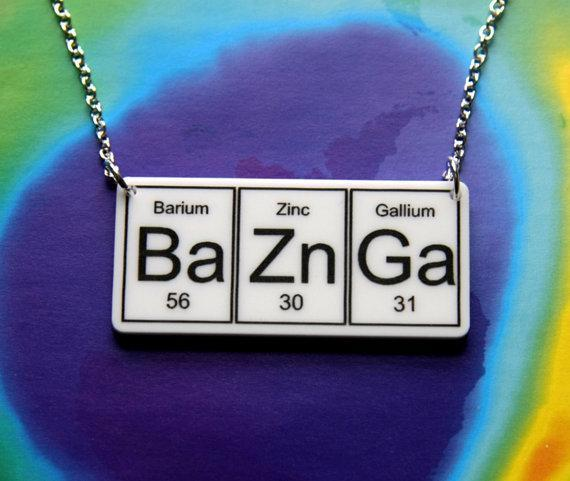 BaZnGa Necklace