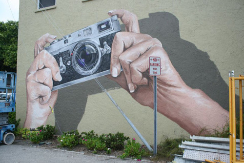 Leica M2 Wall Art (Source: overgaard)