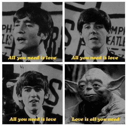 All you need is lovehttp://scificity.tumblr.com