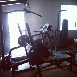 #homegym (Taken with Instagram)