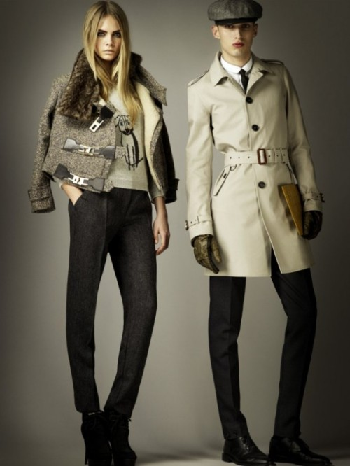 mensfashionworld:  Burberry Prorsum Pre-Fall 2012
