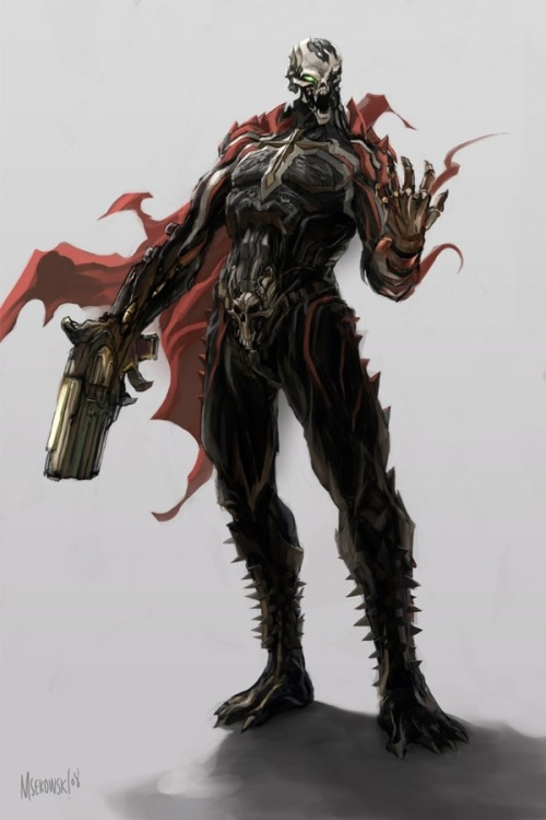 xombiedirge:  Spawn by Mike Sekowski