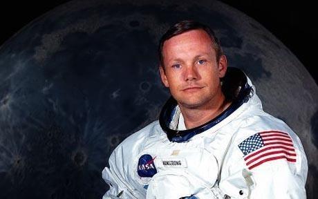 thedailywhat:  RIP: Neil Armstrong, At 82: Neil Armstrong, the first man to walk on the moon, has died. He was 82.  More to come. [breakingnews]