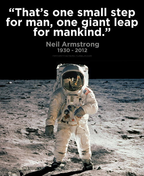 Rest In Peace, Neil Armstrong (August 5th 1930 - August 25th 2012)