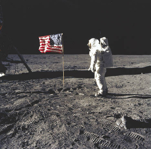 "farewellfaircruelty:  ""There's a starman waiting in the sky"" Neil Armstrong (5th August 1930 - 25th August 2012)"