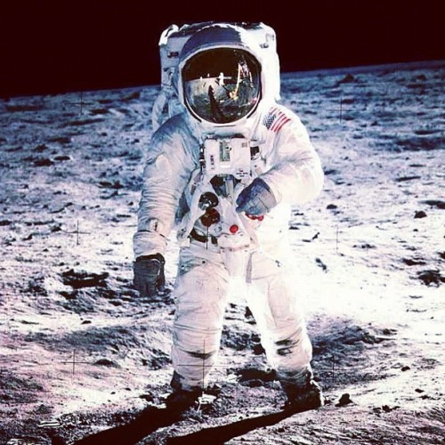 Rest in peace, Neil Armstrong 🌙 (Taken with Instagram)