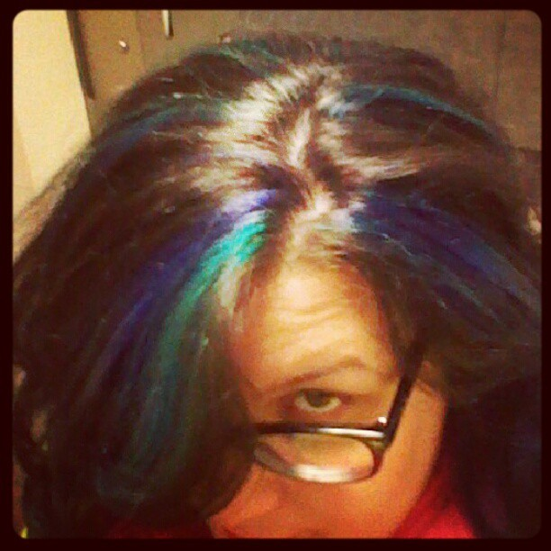 New color (Taken with Instagram)