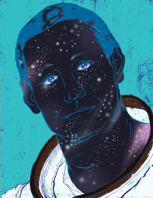 kevinwhippleillustration:  R.I.P Neil Armstrong
