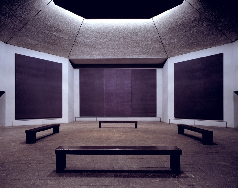 Rothko Chapel - Menil Collection - Houston