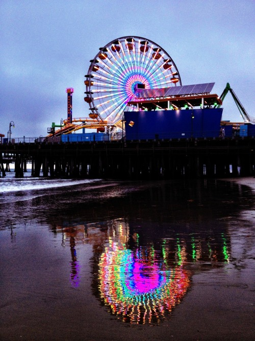 PHOTO of the day | October 10, 2012 | Pacific Wheel, Santa Monica Pier