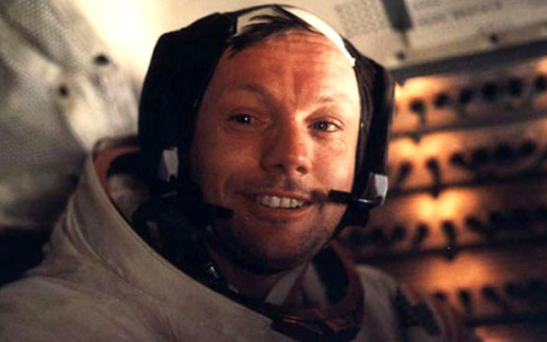 Neil Armstrong (the first man on the moon) has died at age 82 following complications after heart surgery. What an inspiring human being. RIP.
