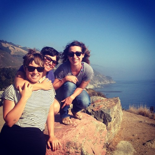 Big sur,ca summer 2012 (Taken with Instagram)