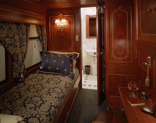 """Royal Canadian Pacific"" Luxury Train"