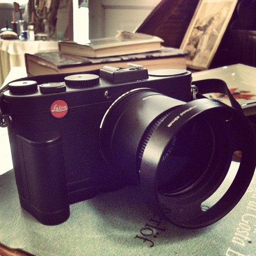 The Most Amazing Camera I've Ever Used; With A 50mm Lense 😍… #Leica #Photography #Camera #Professional #Love #Amazing #Classic #Antique #Style #PhotoOfTheDay #PicOfTheDay #InstagramHub #WebstagramHub (Taken with Instagram)