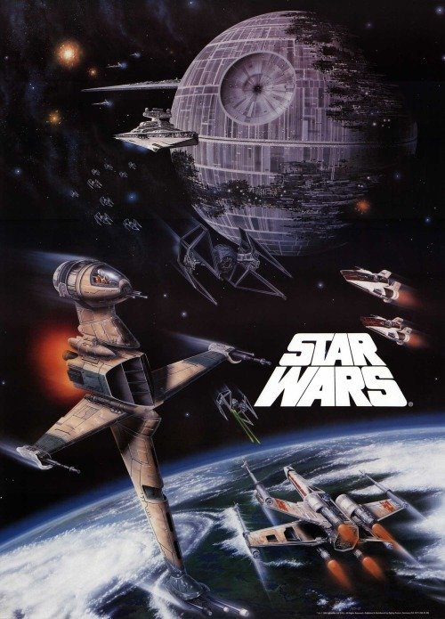 k10mioli:  adamjwolbert:  First time I've seen a poster with the B-wing being the focus. That's tight.  B-Wings are dumb. Get this shit outta here.  B-Wing is tight. Katen likes the prequel movies. Bummer.