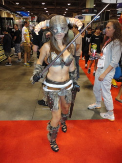 Dragonborn, Fan Expo 2012