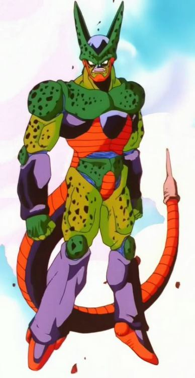 toonvmi:  That moment when you realize that at the end of cell's tail is a condom…