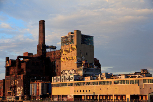 Domino Sugar Factory on Flickr.