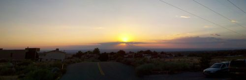 abqunderbelly:  Sunset 1.
