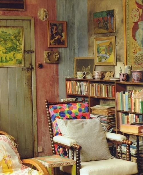 youarethere:  Virginia Woolf's home