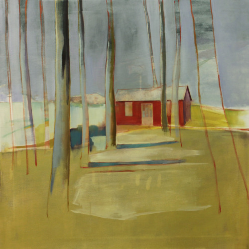 Dreams, and Other Places  New paintings by Charlotte Evans On view September 9th - October 7th Opening reception Sunday, September 9th, 6-9pm