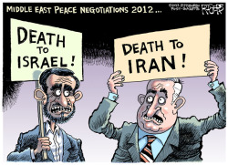 Middle East Peace - 24 Aug 2012
