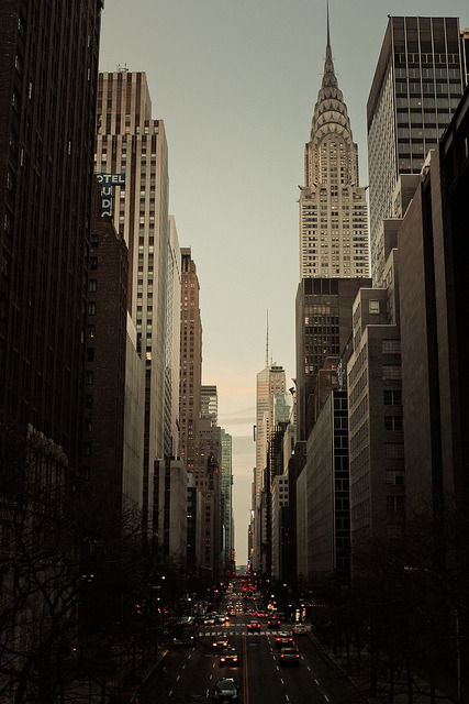 alessioventura:  New York