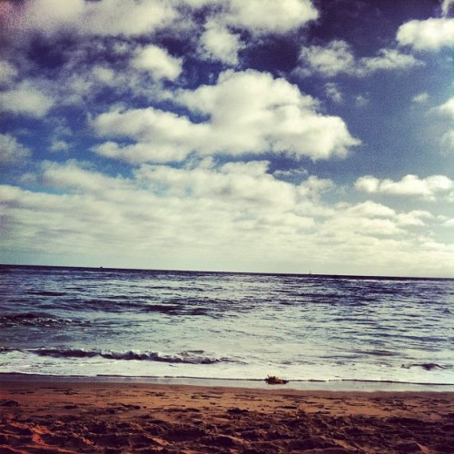 #beach day! (Taken with Instagram)