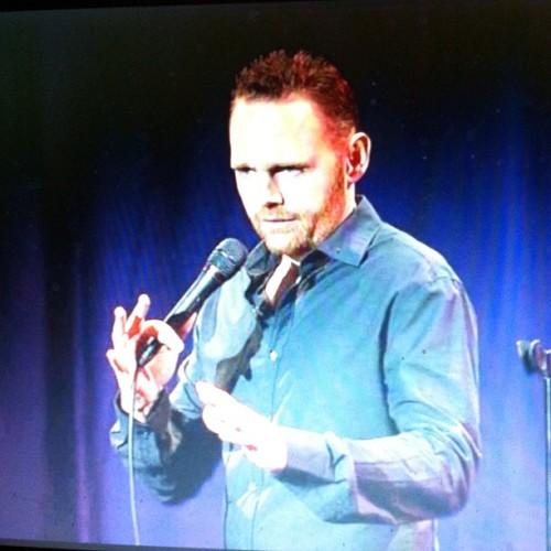 "New Bill Burr special ""You People Are All The Same"" now on Netflix. Watch it. So funny.  (Taken with Instagram)"