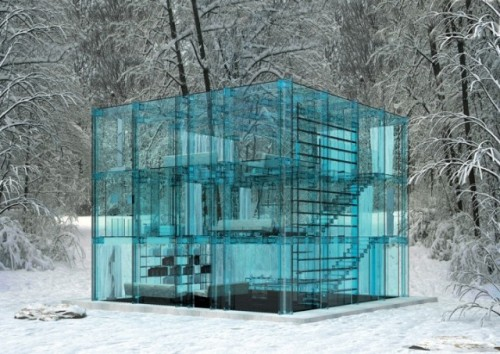 Glass House -Santambrogio