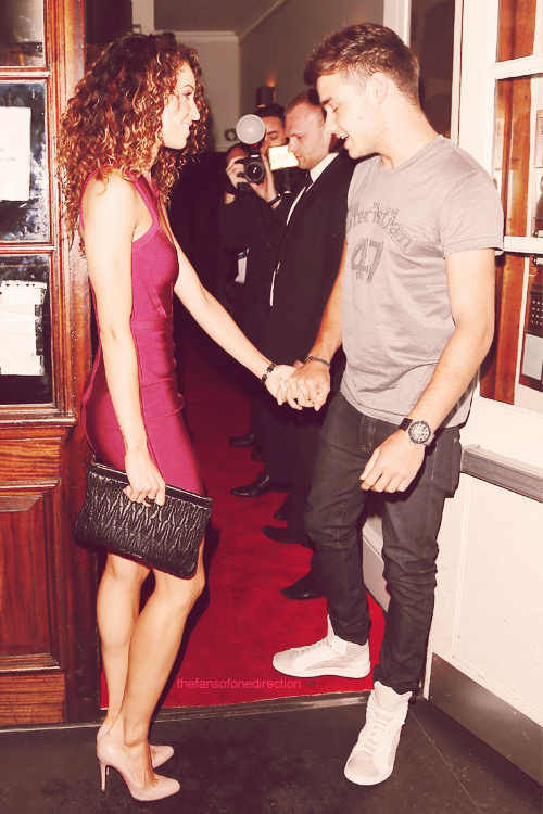 Liam and Danielle at the Funky Buddha