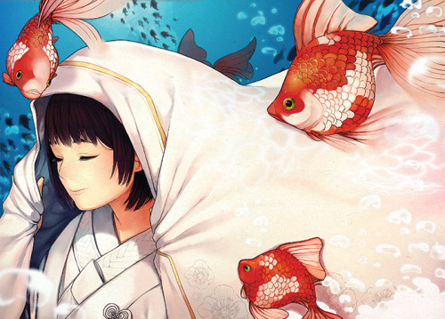 Goldfish Bride