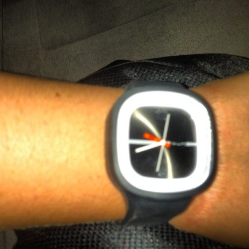 New watch flow #chicago #pickup (Taken with Instagram)