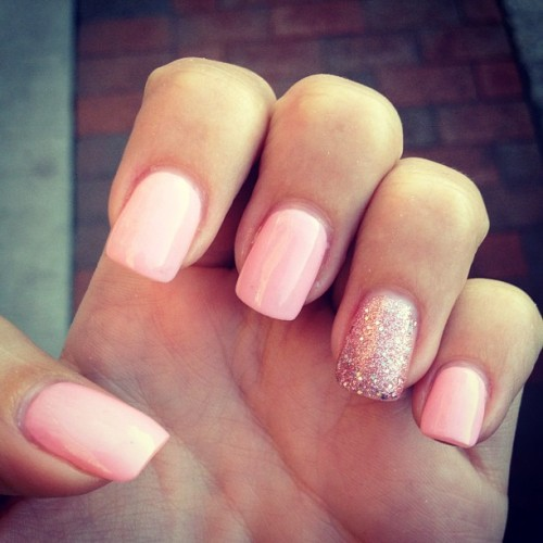 before-time:  I want a girl with nails like this.