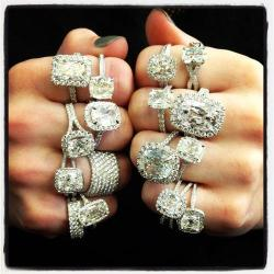 pick a ring any ring!